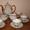 Сервиз чайно-кофейный фарфоровый #664098