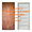 Входные и межкомнатные двери: дропшиппинг,  опт,  экспорт #1605735