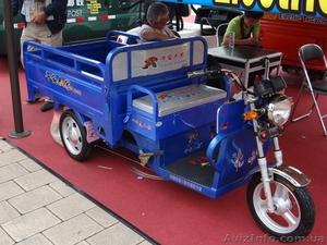 Хотите купить грузовой мотоцикл? Грузовой электроскутер гораздо лучше! - Изображение #1, Объявление #1481238