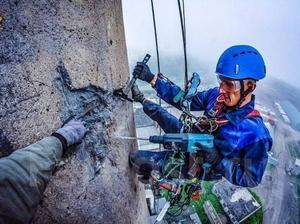 Высотные работы (утепление)профессиональными альпинистами без выходных - Изображение #1, Объявление #1668961