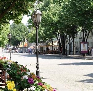 Аренда - Одесса ул Дерибасовская помещение ресторан банк офис 190 м кв - Изображение #1, Объявление #1674376
