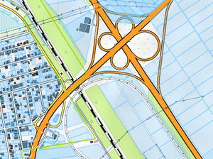 Клеверный мост 5 га фасад участок тр Одесса-Киев, Госакт, под бизнес - Изображение #1, Объявление #1673062
