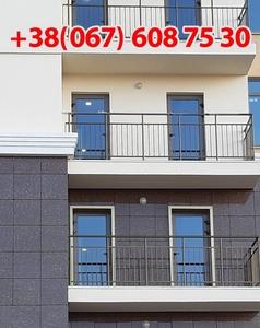 Алюминиевые перила и комплектующие, лестничные ограждения.  - Изображение #3, Объявление #243843