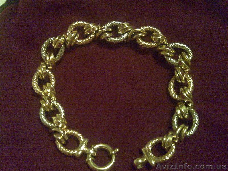 Аукционы Лот - купить мужской золотой