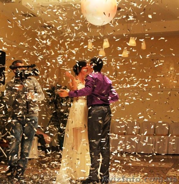 Фото хлопушки на свадьбу
