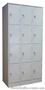 Многосекционные шкафы для магазина - сумочницы