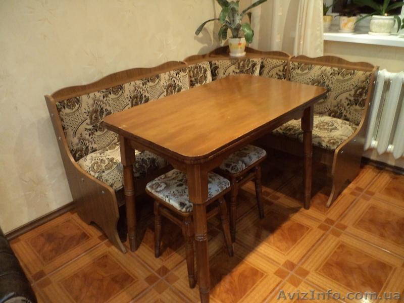 Кухонную мебель б