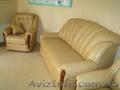 Кожаная мягкая мебель производство