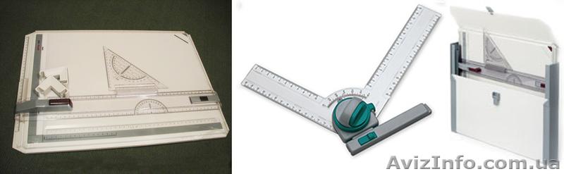 Чертежная доска Rotring Collegeboard А3 с магнитным зажимом S0213660