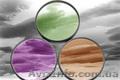 Светофильтры цветные и эффектные,  52 и 49 мм