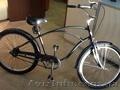 Продам велосипед Electra Cruiser Custom цвет чёрный графит