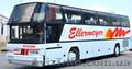 Пассажирские перевозки автобусами еврокласса на 49 мест. Одесса.
