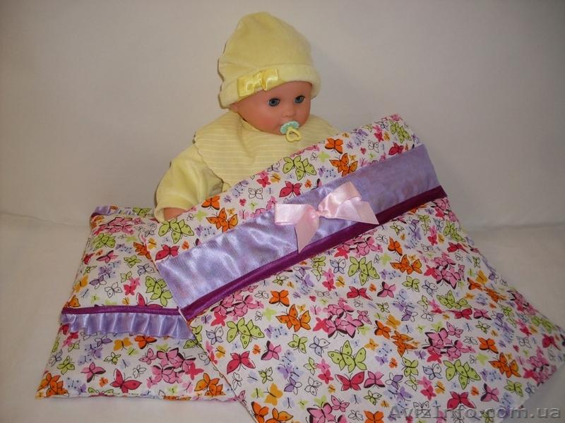 Как сшить комплект в кроватку для куклы