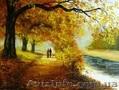 Нежная осень Юлии Киселевой