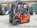 Газ - бензиновый автопогрузчик Nissan J01A15 Грузоподъемностью 1, 5 тонны