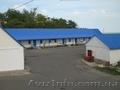 Продажа производственной базы с выходом в море в районе с.Новая Дофиновка.