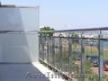 Стеклянные ограждения для балкона