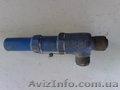 Клапан предохранительный пружинный цапковый