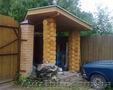Строим гот овые срубы. Полный цикл работ в Одессе .
