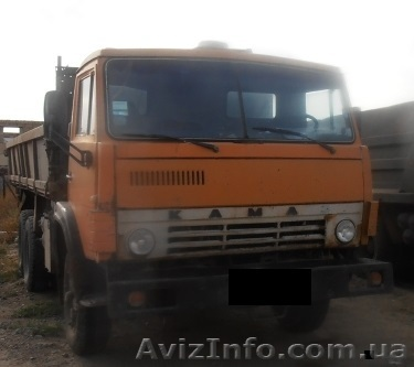 Продаем самосвал КАМАЗ 55102 колхозник, г/п 7 тонн, КАМАЗ 1990 г.в., Объявление #1321531