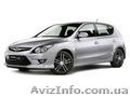 Прокат,  Аренда авто Hyundai i30 1.6 мех