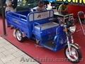 Хотите купить грузовой мотоцикл? Грузовой электроскутер гораздо лучше!