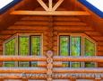 Купить готовый сруб дома деревянного из сруба в центре Одессе