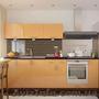 Кухня необычного цвета в ваш дом