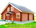 Деревянные дома из сруба Купить еловые срубы