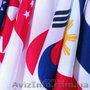Изготовление флагов от 385 грн/м2