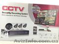 Видеорегистратор CCTV 4 camers