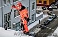 Промышленный альпинизм.Высотные работы.