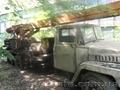 Продаем бурильно-крановую установка БКМ-1501, КрАЗ 250, 1988 г.в. - Изображение #2, Объявление #1583774