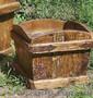 Деревянное садовое кашпо, Объявление #1622416