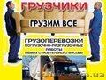 Услуги разнорабочие грузоперевозки грузчики без выходных Одесса, Объявление #1628874