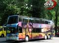 Заказ автобусов Одесса. Аренда автобуса. Автобусы 70 мест в аренду.