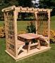 Изготовление мебели,  беседок,  дверей,  лестниц из дерева