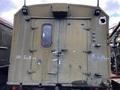 Кунг  ГАЗ-66,  вагончик внутри алюминиевый,